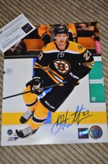 NHL 8x10 Autographed Photo - Dougie Hamilton Boston Bruins
