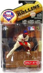 McFarlane MLB Series 24 Jimmy Rollins Philadelphia Phillies Retro OPENER