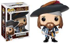Funko Pop! Disney: Pirates of the Carribean - Barbossa #173 (slight corner dent on package)