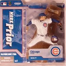 McFarlane MLB Series 11 Mark Prior Chicago Cubs