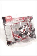 "McFarlane NHL Series 1 Martin Brodeur New Jersey Devils ""Logo Bottle"" White Variant"