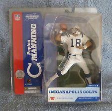 McFarlane NFL Series 8 Peyton Manning Indianapolis Colts