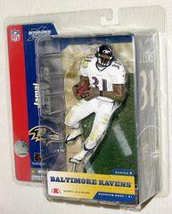 McFarlane NFL Series 8 Jamal Lewis Baltimore Ravens Variant