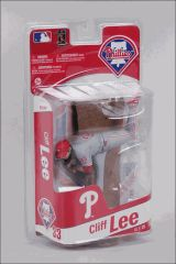 McFarlane MLB Series 28 Cliff Lee Philadelphia Phillies