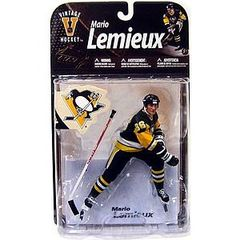 McFarlane NHL Legends Series 8 Mario Lemieux Pittsburgh Penguins