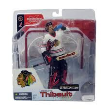 McFarlane NHL Series 4 Jocelyn Thibault Chicago Blackhawks