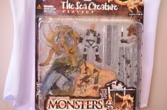 Monsters Playset Series 2 - The Sea Creature