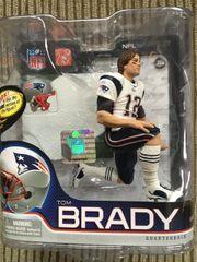 McFarlane NFL Series 27 Tom Brady New England Patriots Bronze Variant