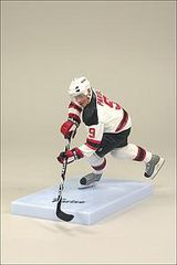 McFarlane NHL Series 26 Zach Parise New Jersey Devils