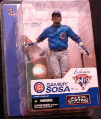 McFarlane Exclusive Fan Fest 2003 All Star Game Sammy Sosa Chicago Cubs