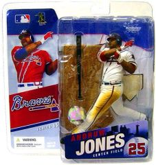 McFarlane MLB Series 15 Andruw Jones Atlanta Braves Variant