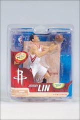 McFarlane NBA Series 21 Jeremy Lin Houston Rockets