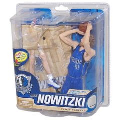 McFarlane NBA Series 21 Dirk Nowitzki Dallas Mavericks