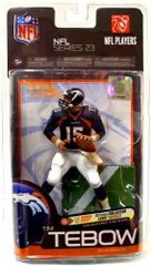 McFarlane NFL Series 23 Tim Tebow Denver Broncos