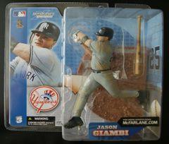 McFarlane MLB Series 3 Jason Giambi NY Yankees