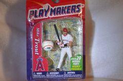 McFarlane MLB Playmakers Series 4 Mike Trout Los Angeles Angels