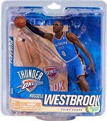 McFarlane NBA Series 21 Russell Westbrook Oklahoma City Thunder