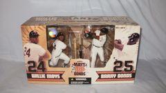 McFarlane MLB 2-Pack Willie Mays & Barry Bonds San Francisco Giants