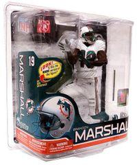 McFarlane NFL Series 26 Brandon Marshall Miami Dolphins Bronze Collector
