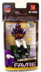 McFarlane NFL Series 23 Brett Favre Minnesota Vikings