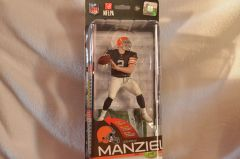 McFarlane NFL Series 35 Johnny Manziel Cleveland Browns