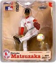 McFarlane MLB Series 21 Daisuke Matsuzaka Boston Red Sox