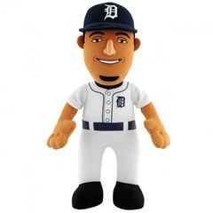 "Bleacher Creatures 14"" Plush MLB Detroit Tigers Miguel Cabrera"