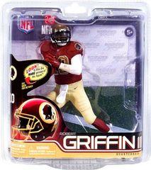McFarlane NFL Series 31 Robert Griffin III Washington Redskins