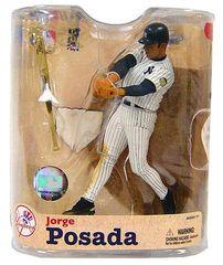 McFarlane MLB Series 21 Jorge Posada NY Yankees