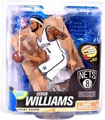 McFarlane NBA Series 22 Deron Williams Brooklyn Nets