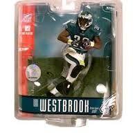 McFarlane NFL Series 15 Brian Westbrook Philadelphia Eagles