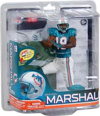 McFarlane NFL Series 26 Brandon Marshall Miami Dolphins
