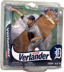 McFarlane MLB Series 30 Justin Verlander Detroit Tigers