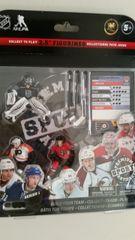 "Imports Dragon NHL 2015 2.5"" Starter Pack Giroux/Karlsson/Quick"