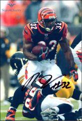 Rudi Johnson - 5x7 Autograph