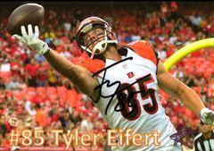 Tyler Eifert - 5x7 Autograph