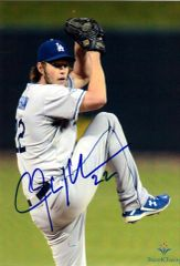 Clayton Kershaw - 5x7 Autograph