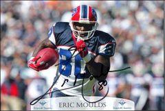 Eric Moulds - 5x7 Autograph