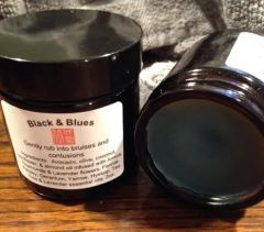 Black & Blues Salve