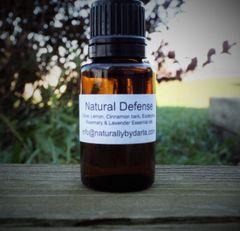 Natural Defense Oil