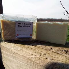 100% Olive Oil Bar Soap