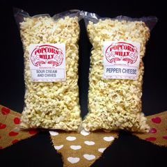 """Popcorn of the Month """"SAVORY"""" Edition"""