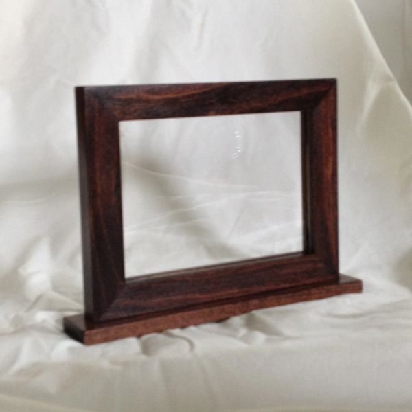 Double Sided Frame | ZimWoodworking - Handmade and Custom Wood Products