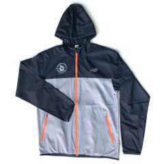Men's New Balance Windcheater Jacket Thunder