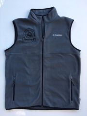 M Finisher Columbia Fleece Vest
