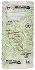 Buff Topo Course Map