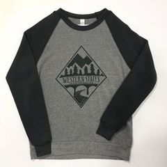 Unisex Sweater Two-Toned
