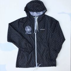 W Finisher Columbia Windbreaker