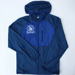 M Finisher Columbia Windbreaker
