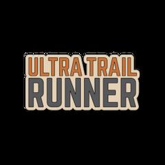 Ultra Trail Runner Sticker